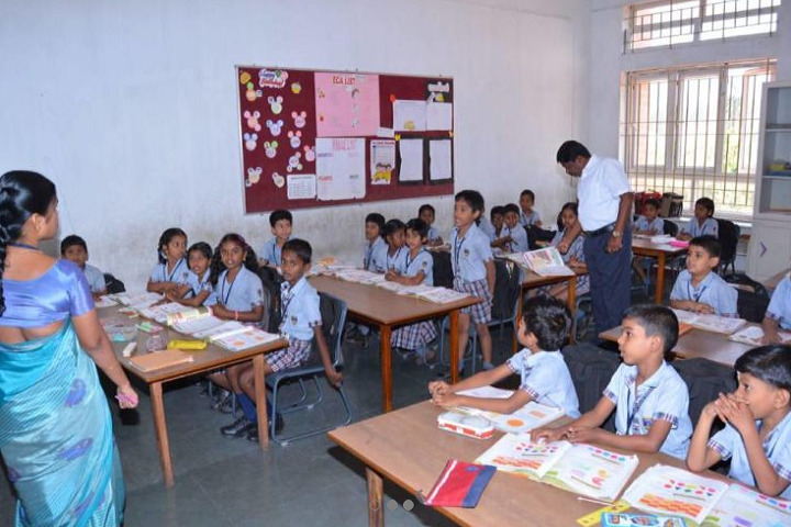KMR International School-Classroom