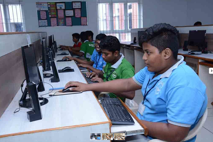 KMR International School-IT-Lab