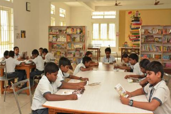 KMR International School-Library