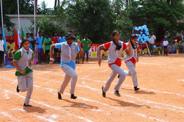 KMR International School-Sports