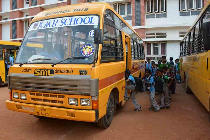 KMR International School-Transport