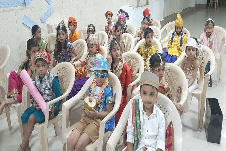 Kola Sarswathi School-Fancy Dress