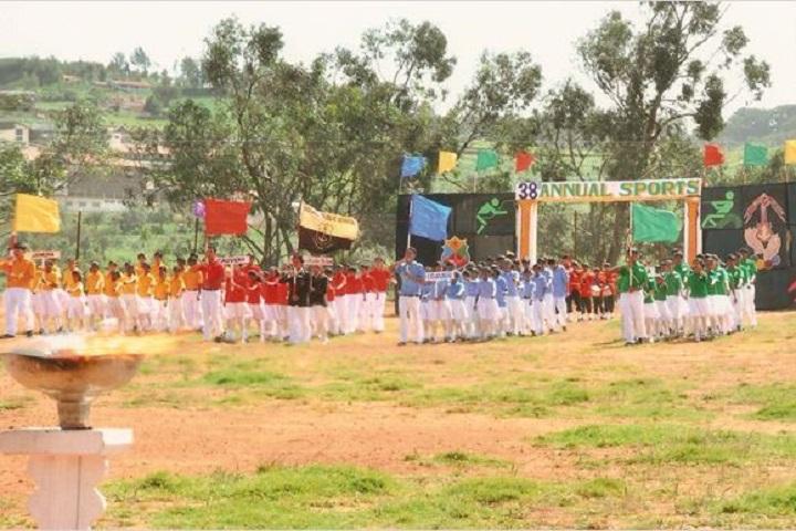 Kotagiri Public School-Annual Sports DAy