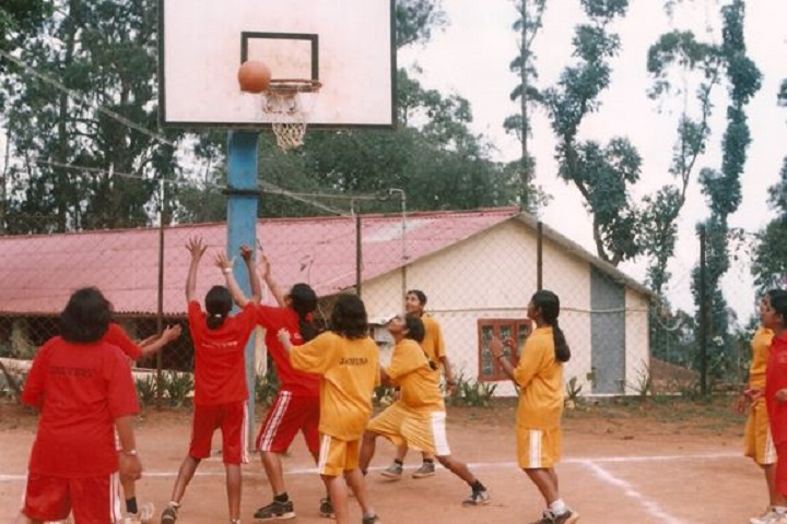 Kotagiri Public School-Basket Ball