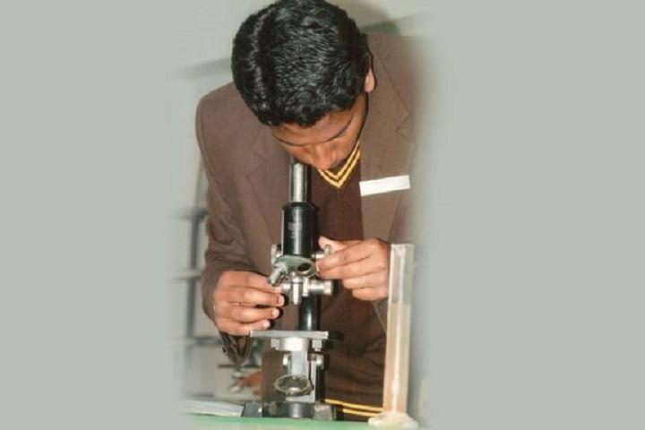 Kotagiri Public School-Biology LAB