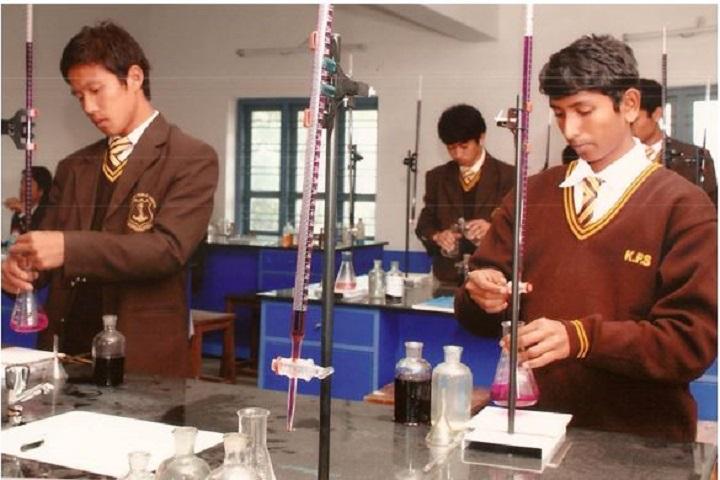 Kotagiri Public School-Chemistry LAB