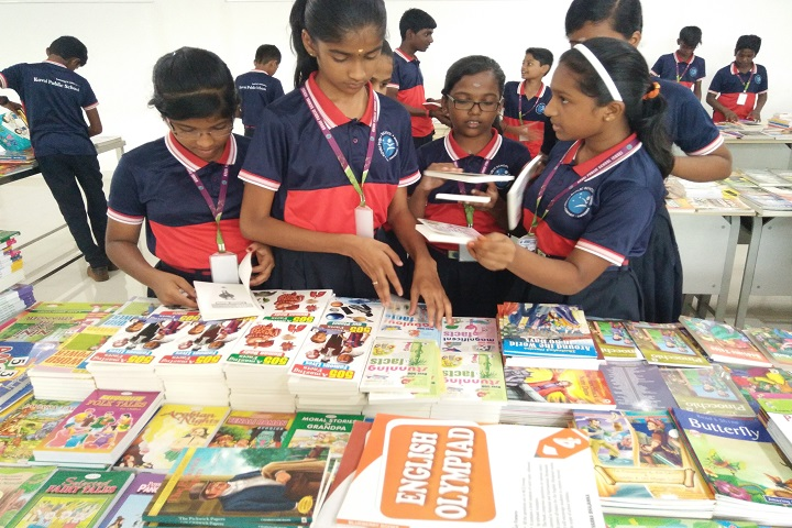 Kovai Public School-Books Fair