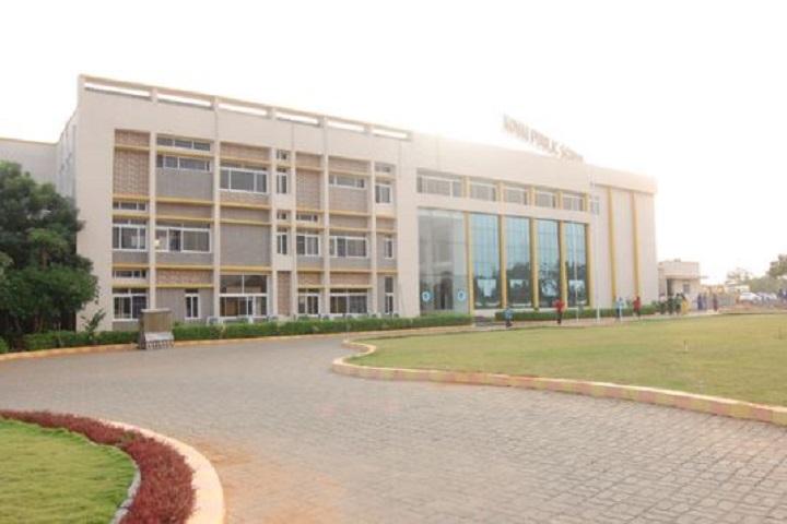 Kovai Public School-Building