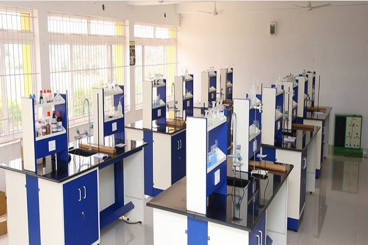 Kovai Public School-Chemistry LAB