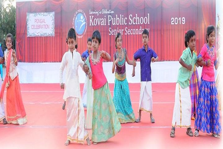 Kovai Public School-Cultural DAy