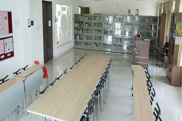 Kovai Public School-Library