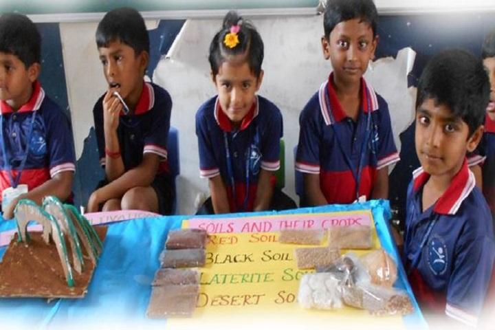 Kovai Public School-Science Exhibition