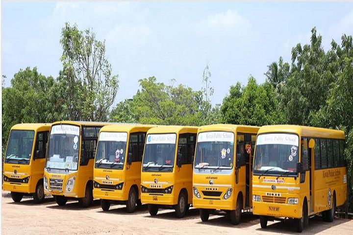 Kovai Public School-Transport