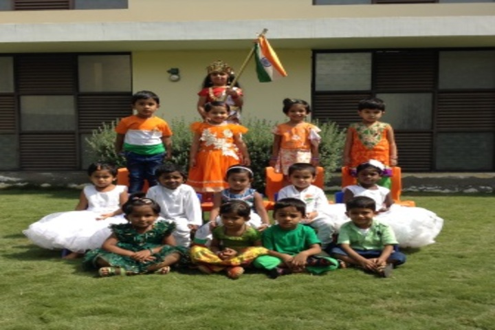 Kovai Vidyashram school-Independence Day