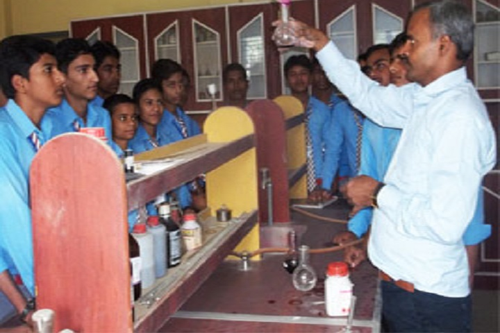 P C High School-Chemistry Lab