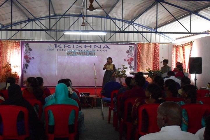 Krishna International School-Auditorium