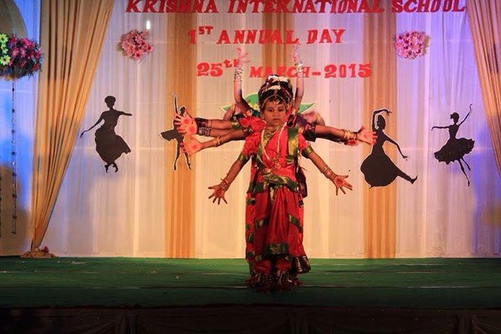 Krishna International School-Annual Day Celebrations