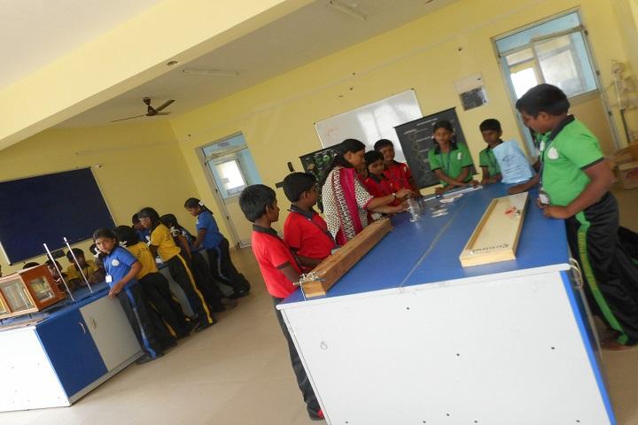 Krishna International School-Chemistry Lab