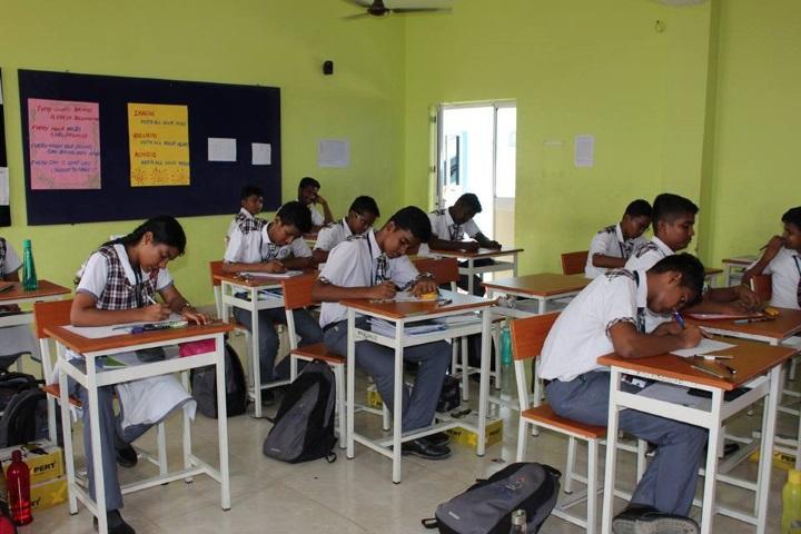 Krishna International School-Class Room