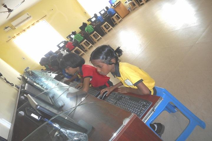Krishna International School-Computer Lab
