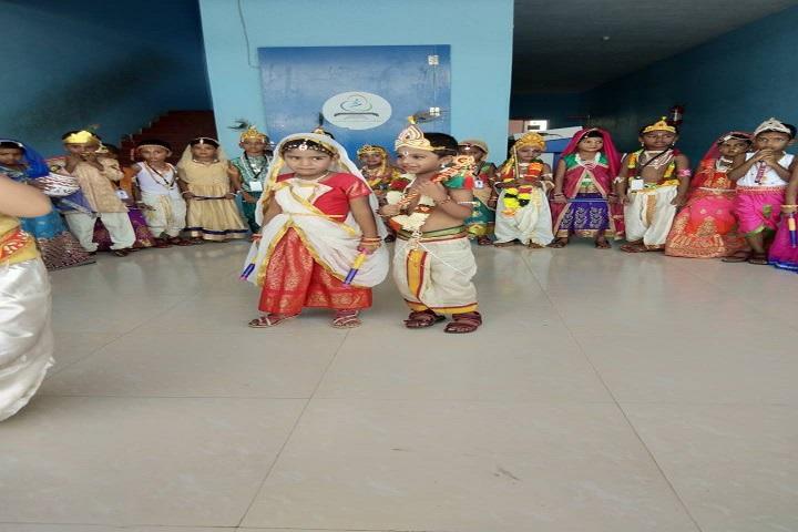 Krishna International School-Cultural Day
