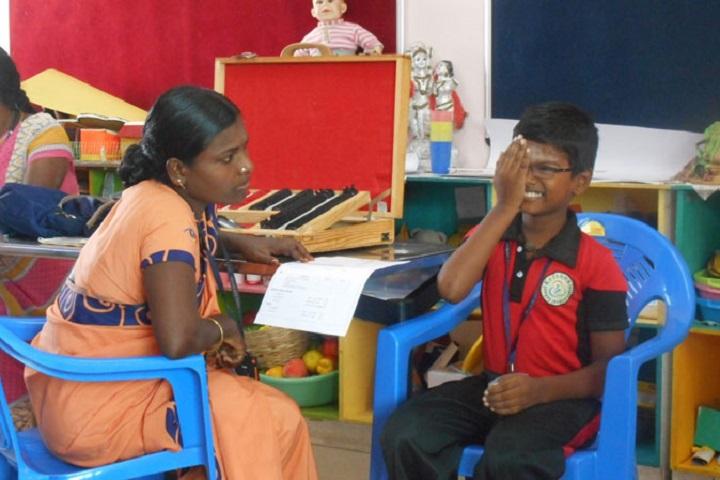 Krishna International School-Health Care