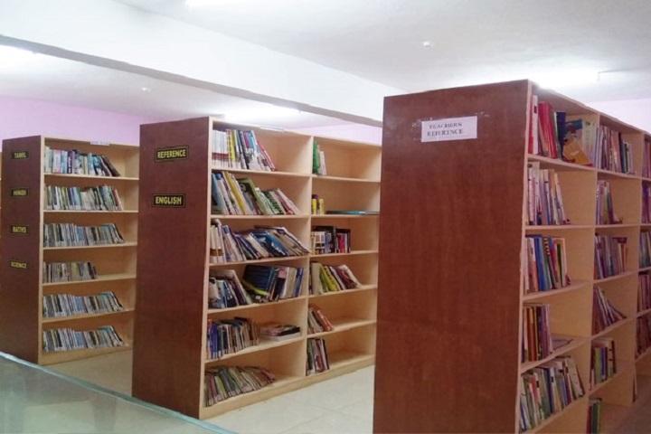 Krishna International School-Library