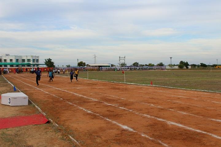 Krishna International School-Sports