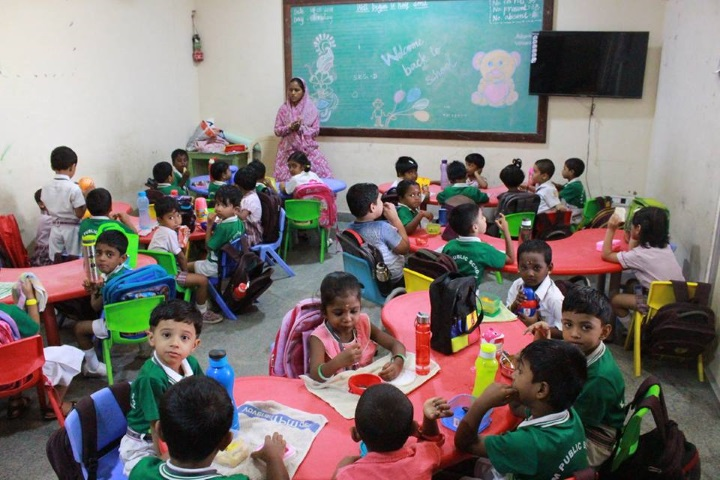 KRM Public School-Kinder Garden Class