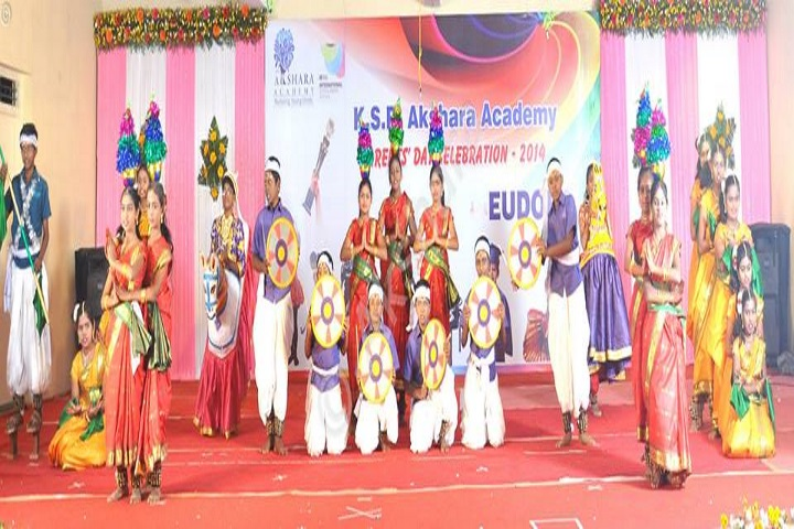 KSR Akshara Academy-childrens day