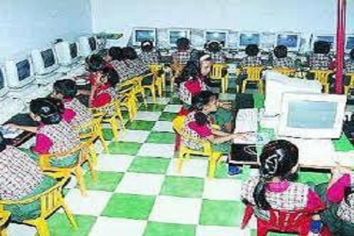 La Chatelaine Residential Junior College-Computer Class