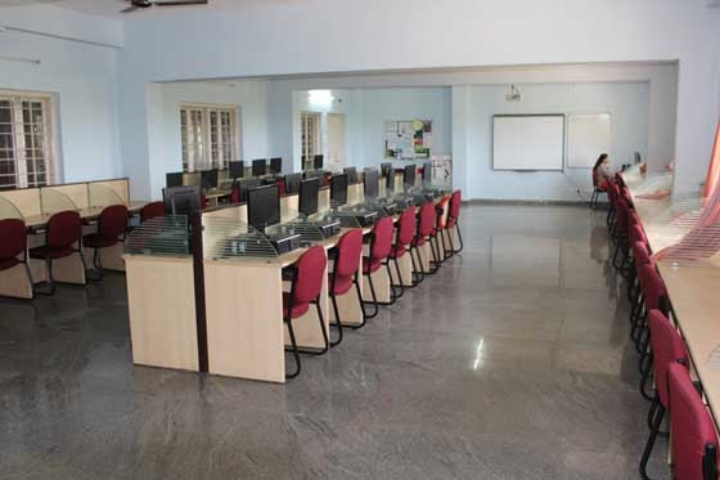 Lalaji Memorial Omega International School-Computer Lab