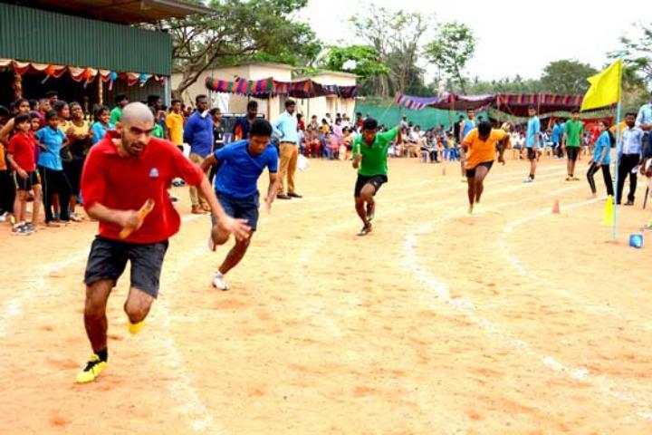 Lalaji Memorial Omega International School-Sports