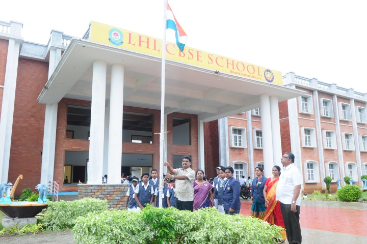 LHL CBSE School-Independence Day