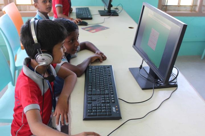 LHL CBSE School-English-lab