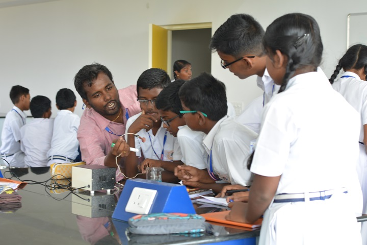 Lightworkers Academy-Physics Lab