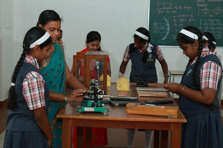 CMI Public School-Biology Lab