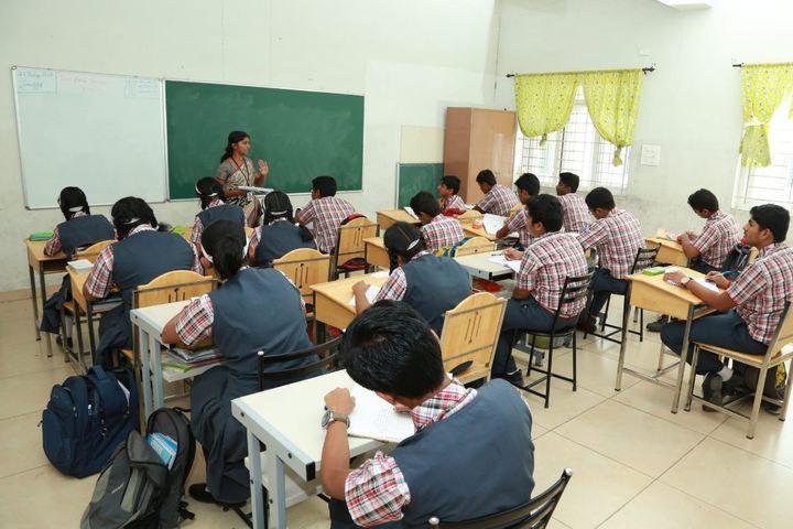CMI Public School-Classroom