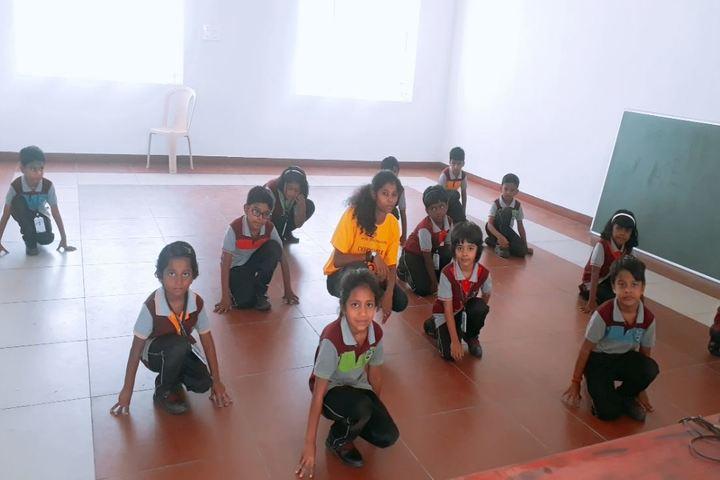 CMI Public School-Dance Room
