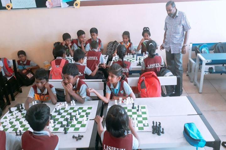 CMI Public School-Indoor Games
