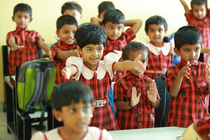 CMI Public School-Kindergarten