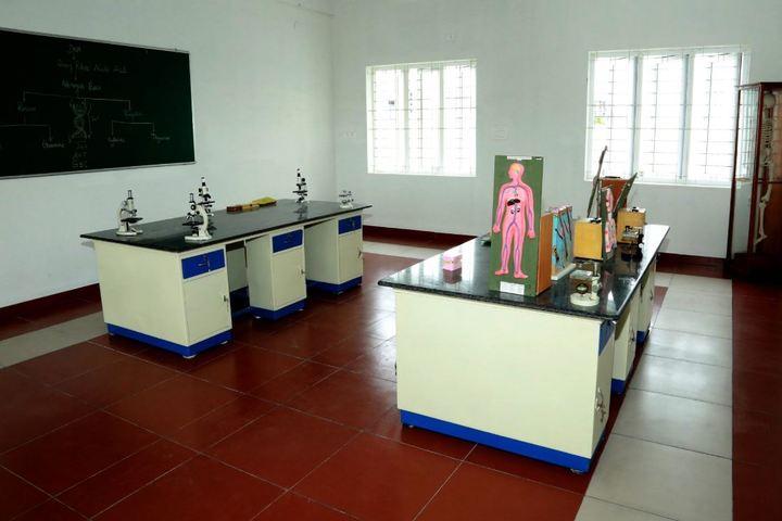 CMI Public School-Lab