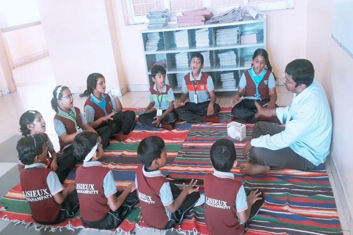 CMI Public School-Music Room