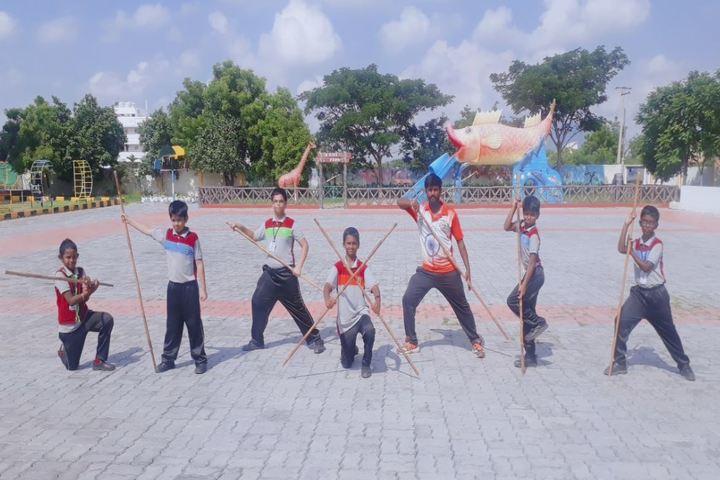 CMI Public School-Sailbam