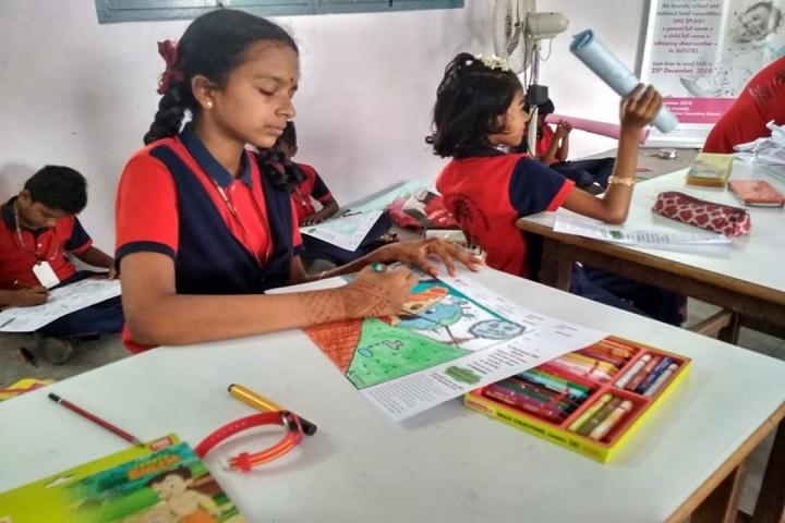 Little Flower Public School - Activity