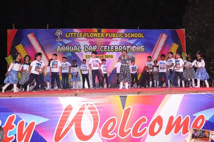 Little Flower Public School - Annual Day