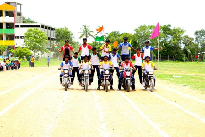 Loyola International School-Sports DAy