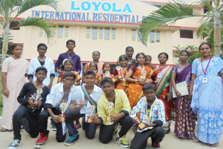 Loyala International Residential School-Awards