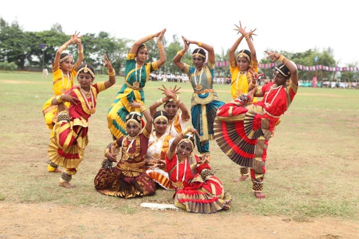 Loyala International Residential School-Cultural Dance