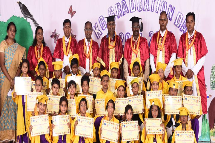 Loyala International Residential School-Graduation Day